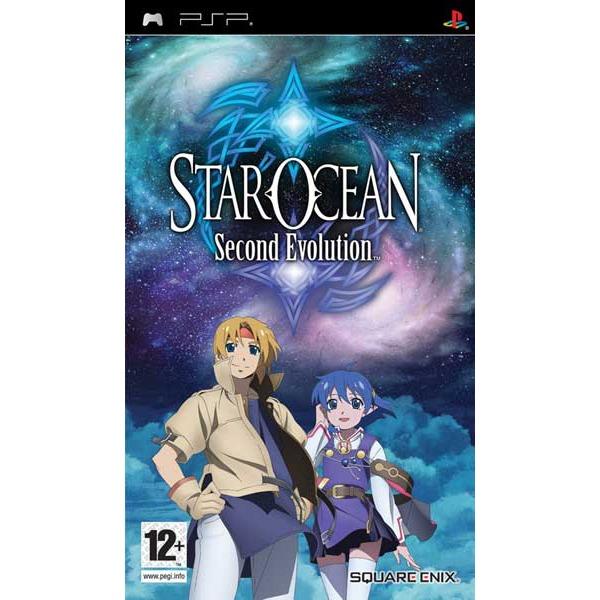LDLC.com Star Ocean Second Evolution (PSP) Star Ocean Second Evolution (PSP)