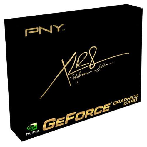 Carte graphique PNY GeForce GTX 260 V2 - 896 Mo PNY GeForce GTX 260 V2 - 896 Mo TV-Out/Dual DVI - PCI Express (NVIDIA GeForce GTX 260)