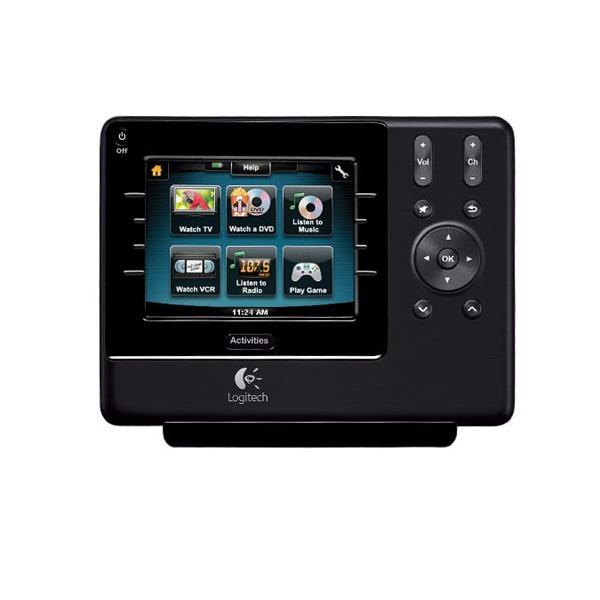 Télécommande Logitech Harmony 1100 Télécommande universelle avec écran tactile - 15 appareils supportés