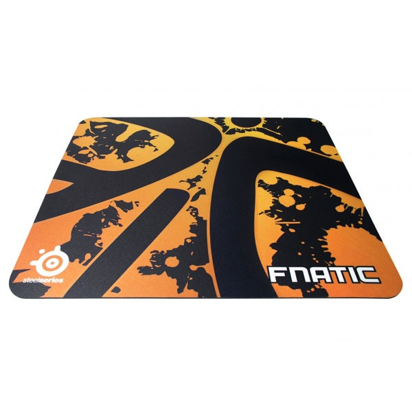 Steelseries qck edition limit e fnatic tapis de souris steelseries sur - Steelseries tapis de souris ...