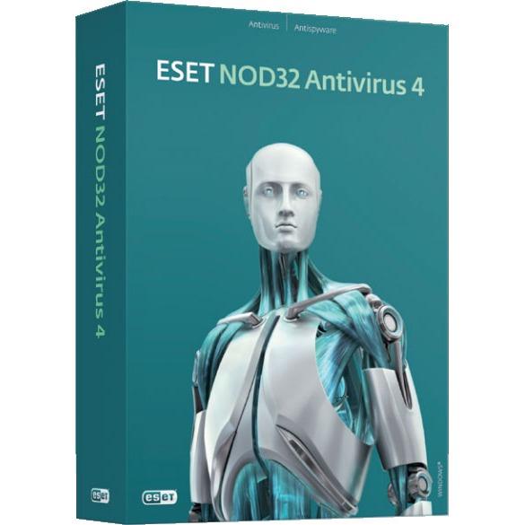 Logiciel antivirus ESET NOD32 Antivirus 4 ESET NOD32 Antivirus 4 (français, WINDOWS)