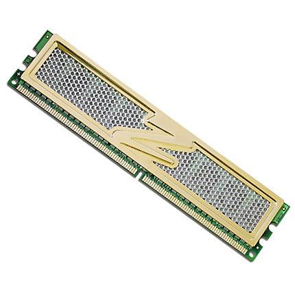 Mémoire PC OCZ Gold GX XTC 1 Go DDR2-SDRAM PC2-6400 - OCZ2G8001G OCZ Gold GX XTC 1 Go DDR2-SDRAM PC2-6400 - OCZ2G8001G (garantie 10 ans par OCZ)