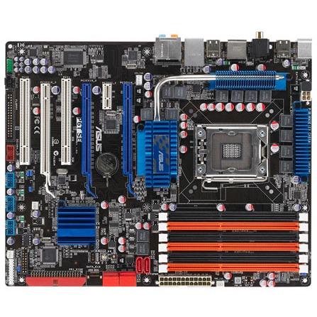Carte mère ASUS P6T SE ASUS P6T SE (Intel X58 Express) - ATX - (garantie 3 ans)