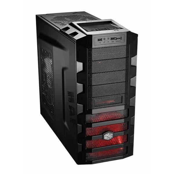 Boîtier PC Cooler Master HAF 922 Boîtier Moyen Tour Noir