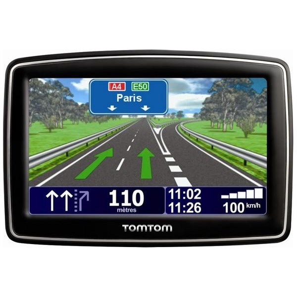 tomtom xl iq routes dition france gps tomtom sur. Black Bedroom Furniture Sets. Home Design Ideas
