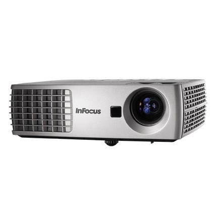 Vidéoprojecteur InFocus IN1102 InFocus IN1102 - Vidéoprojecteur WXGA - 2200 Lumens, DLP (garantie constructeur 3 ans/lampe1 an)