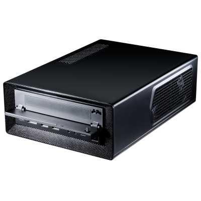 Boîtier PC Antec ISK 300-65 Boitier desktop Mini ITX avec adaptateur secteur 65W