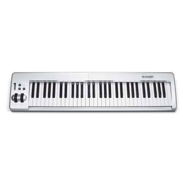 m audio keystation 61es clavier home studio m audio sur. Black Bedroom Furniture Sets. Home Design Ideas