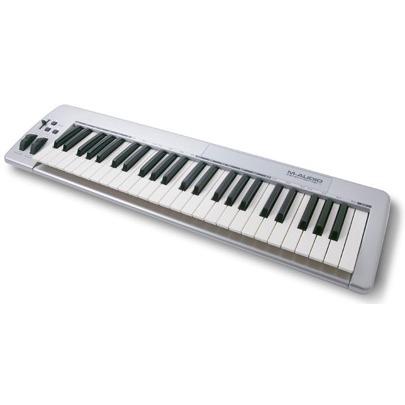 m audio keystation 49e clavier home studio m audio sur. Black Bedroom Furniture Sets. Home Design Ideas