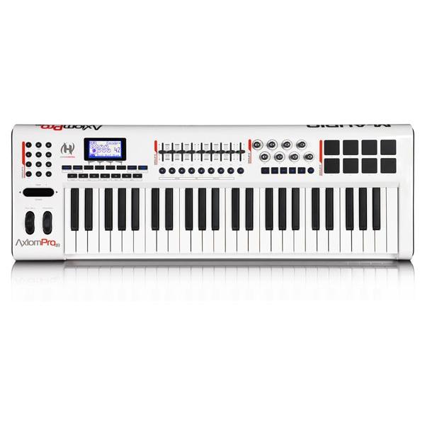 m audio axiom pro 49 clavier home studio m audio sur. Black Bedroom Furniture Sets. Home Design Ideas