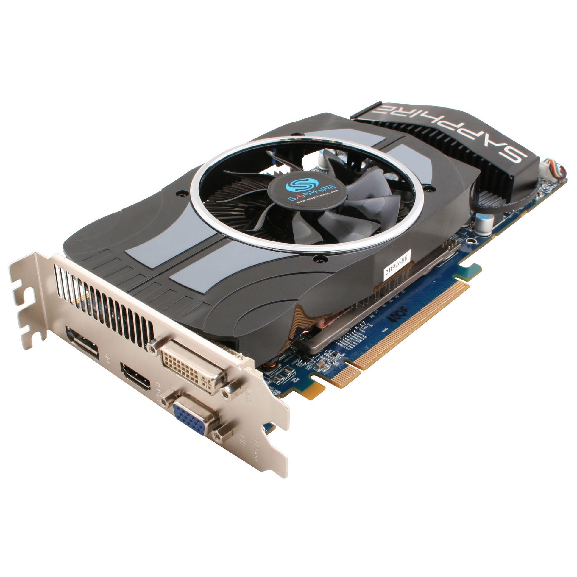 Carte graphique Sapphire VAPOR-X HD 4890 - 2 Go Sapphire VAPOR-X HD 4890 - 2 Go HDMI/DVI/DisplayPort - PCI Express (ATI Radeon HD 4890)