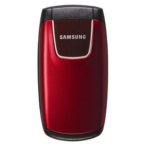 samsung sgh c270 coloris rouge mobile smartphone samsung sur. Black Bedroom Furniture Sets. Home Design Ideas