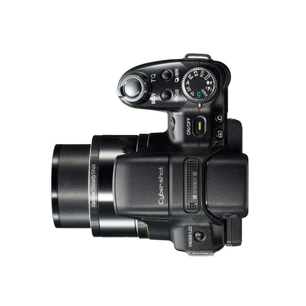 Sony CyberShot DSC-HX1 (coloris noir)