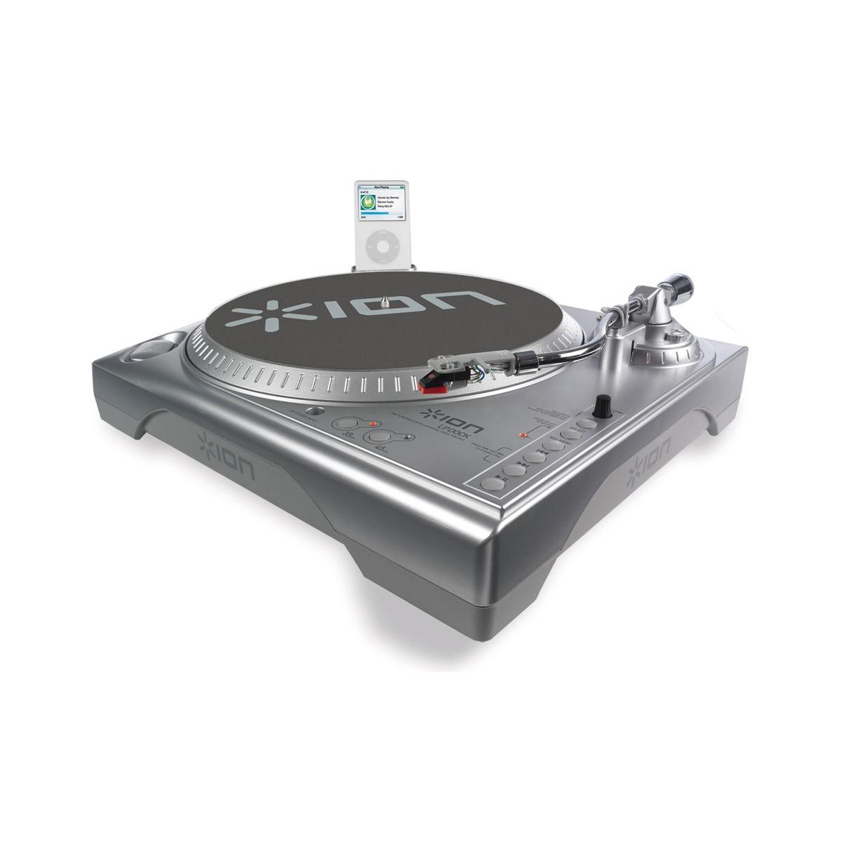 ion lp dock platine vinyle ion audio sur. Black Bedroom Furniture Sets. Home Design Ideas