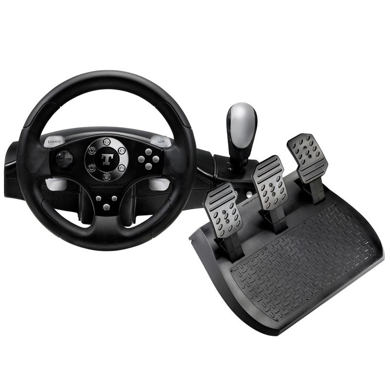 thrustmaster rgt ffb clutch volant pc thrustmaster sur. Black Bedroom Furniture Sets. Home Design Ideas