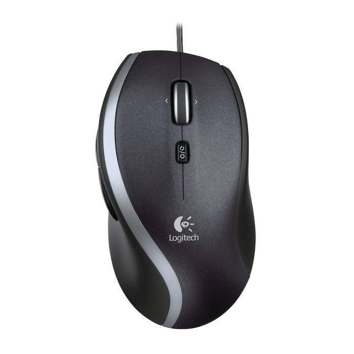 Souris PC Logitech Corded Mouse M500 Souris optique filaire