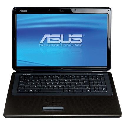 """PC portable ASUS PRO79IJ-TY025E ASUS PRO79IJ-TY025E - Intel Pentium Dual-Core T4200 3 Go 250 Go 17.3"""" TFT Graveur DVD Super Multi DL Wi-Fi N Webcam Vista Pro ou XP Pro"""