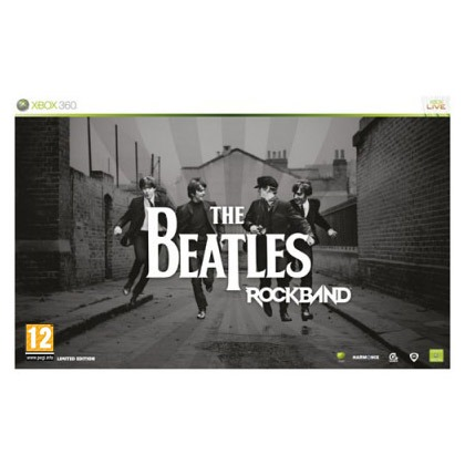 Jeux Xbox 360 The Beatles : Rock Band Limited Edition Pack Premium (Xbox 360) The Beatles : Rock Band Limited Edition Pack Premium (Xbox 360)