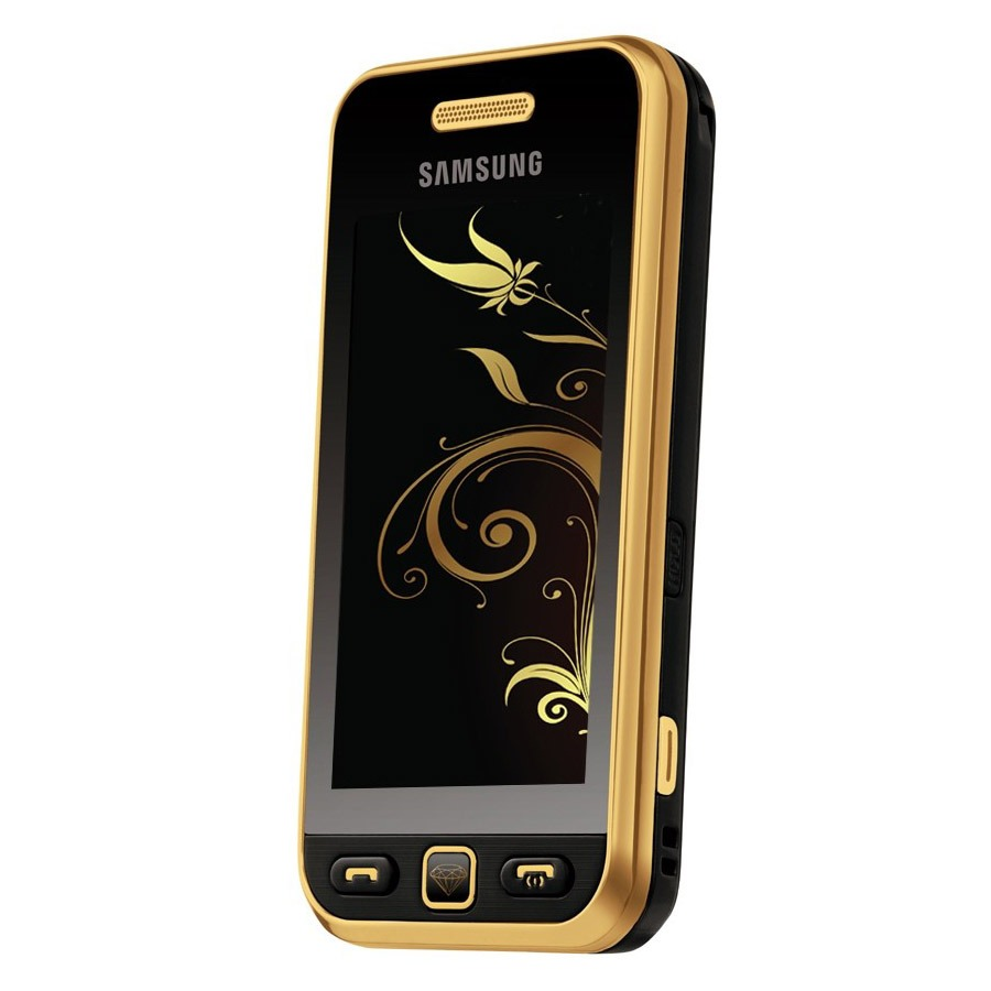 Mobile & smartphone Samsung Player One GT-S5230 Or Smartphone 2G avec écran tactile 3""