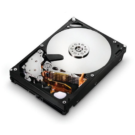 "Disque dur interne Hitachi Deskstar 7K2000 2 To SATA 3Gb/s Disque dur 3.5"" 2 To 7200 RPM 32 Mo Serial ATA II (bulk)"