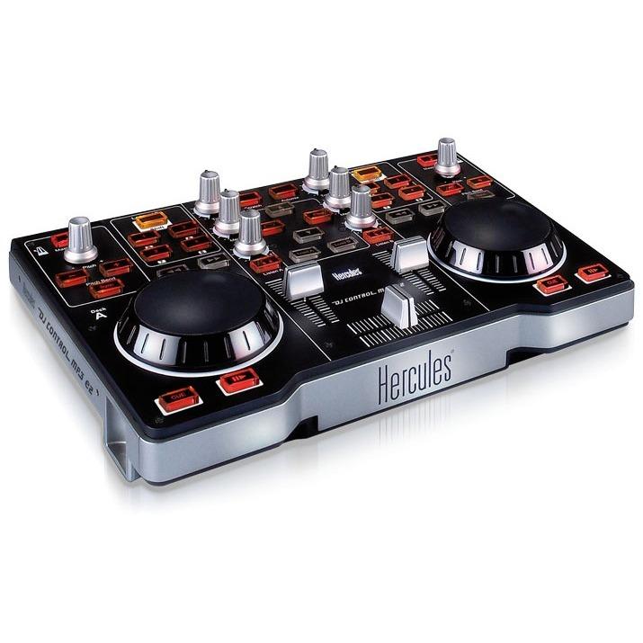 Carte son externe Hercules DJ Control MP3 e2 Hercules DJ Control MP3 e2
