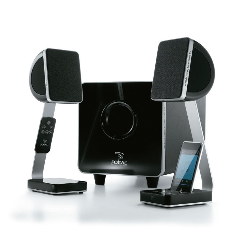 focal xs apple ipod touch blanc 8 go dock enceinte bluetooth focal sur. Black Bedroom Furniture Sets. Home Design Ideas