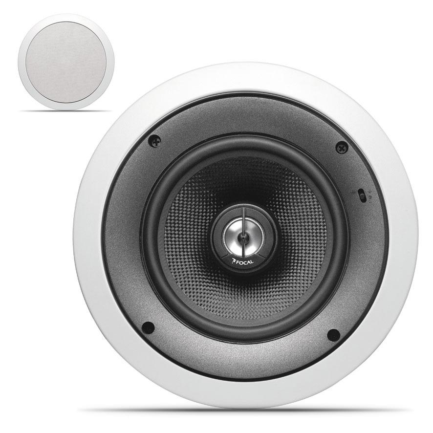 Focal custom ic 106 enceintes hifi focal sur - Meilleur enceinte encastrable plafond ...