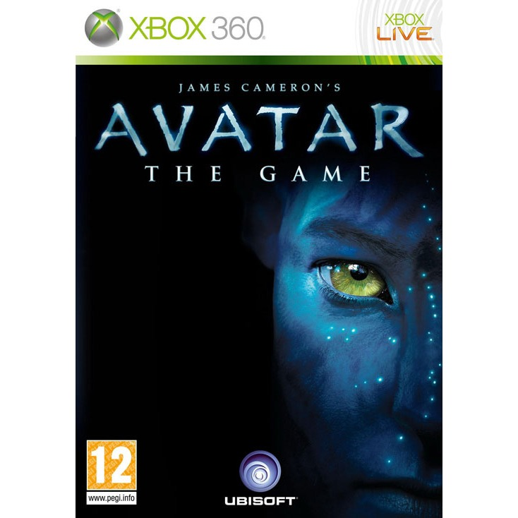 James Cameron's Avatar : The Game (Xbox 360)