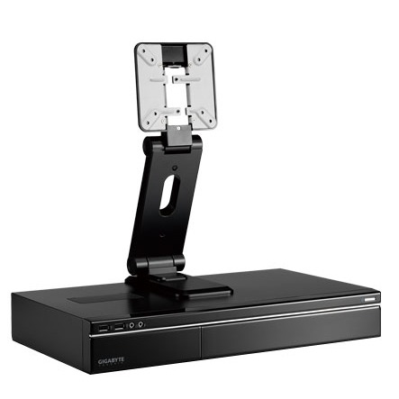 Boîtier PC Gigabyte MIB T5140 Boîtier Desktop Noir 65W