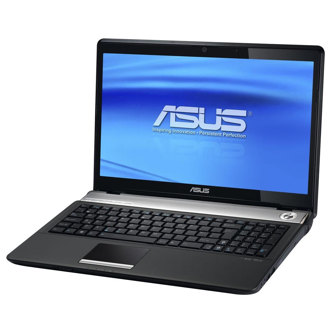 "PC portable ASUS N61VG-JX034V ASUS N61VG-JX034V - Intel Core 2 Duo P7450 4 Go 500 Go 16"" LCD Graveur DVD Wi-Fi N/Bluetooth Webcam Windows 7 Premium (garantie constructeur 2 ans)"