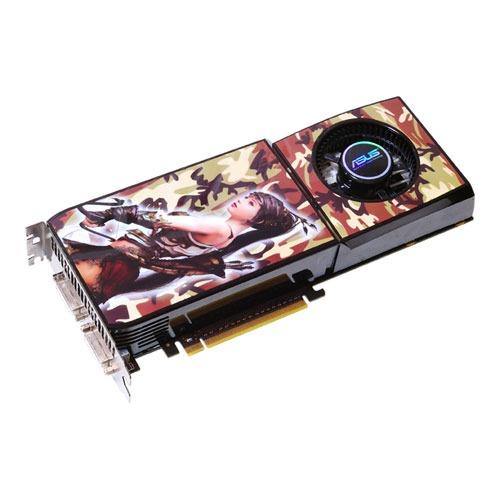 Carte graphique ASUS ENGTX260/2DI/896MD3 ASUS ENGTX260/2DI/896MD3 - 896 Mo Dual DVI - PCI Express (NVIDIA GeForce avec CUDA GTX 260) - (garantie 3 ans)