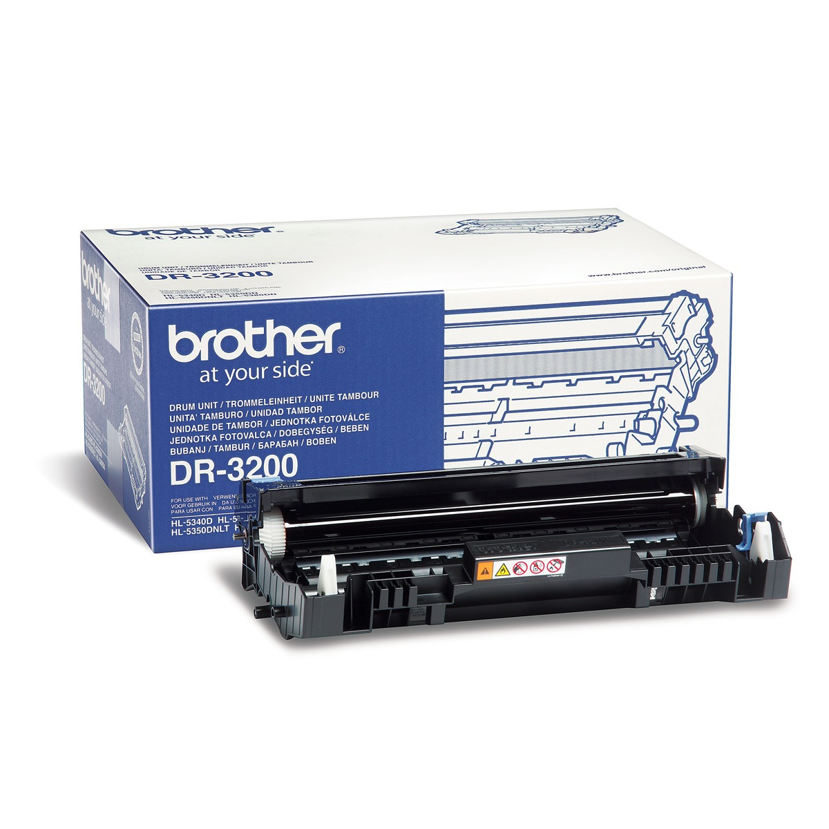 Toner imprimante Brother DR-3200 Tambour (25 000 pages)