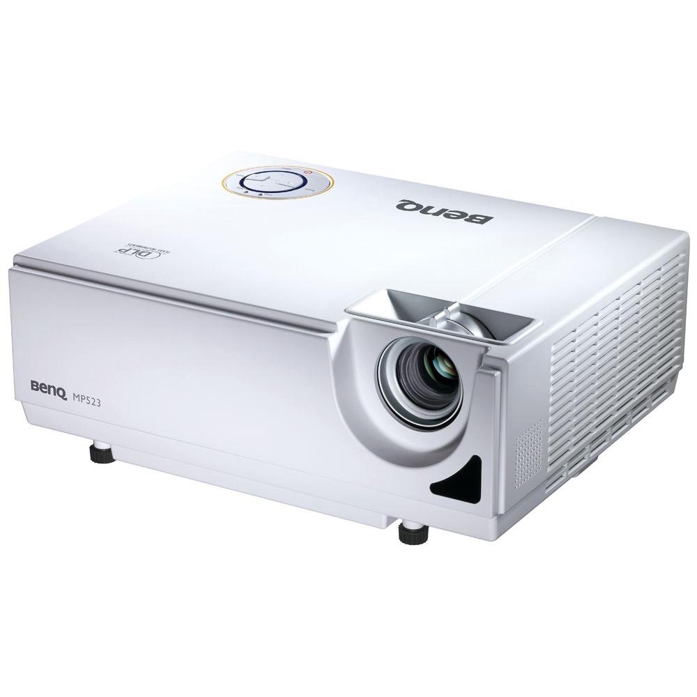 Vidéoprojecteur BenQ MP523 BenQ MP523 - Vidéoprojecteur DLP XGA 2000 Lumens