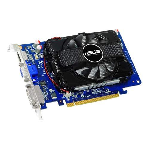 Carte graphique ASUS ENGT240/DI/512MD5 ASUS ENGT240/DI/512MD5 - 512 Mo DVI/HDMI - PCI Express (NVIDIA GeForce avec CUDA GT 240)