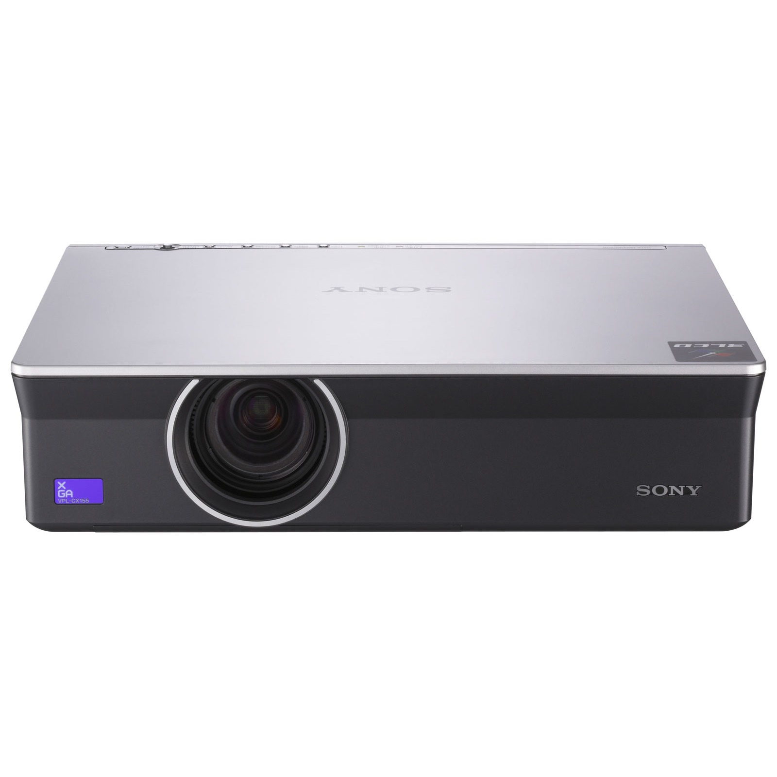 Sony vpl cx125 vid oprojecteur sony sur ldlc for Meuble videoprojecteur