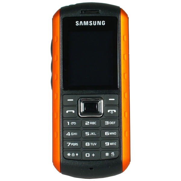 samsung gt b2100 solid orange mobile smartphone samsung sur. Black Bedroom Furniture Sets. Home Design Ideas