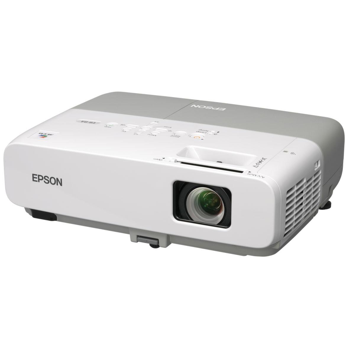Epson eb 84 vid oprojecteur epson sur - Support plafond videoprojecteur epson ...