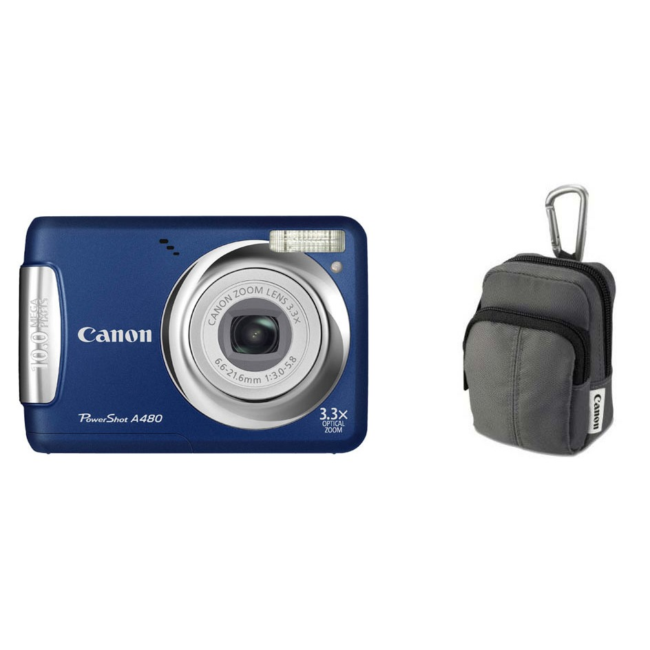 Canon powershot a480 housse dcc 480 appareil photo for Housse appareil photo canon