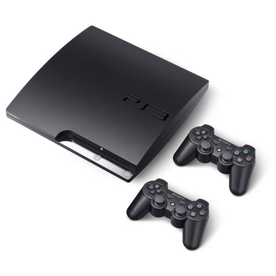 sony playstation 3 slim 120 go sony interactive entertainment sur. Black Bedroom Furniture Sets. Home Design Ideas