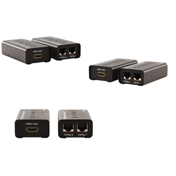transmetteur hdmi sur r seau ethernet 30 m tres hdmi g n rique sur. Black Bedroom Furniture Sets. Home Design Ideas