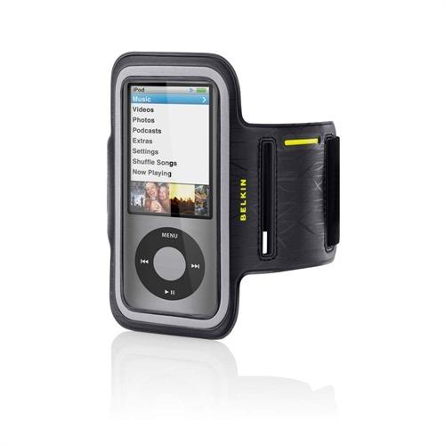 Belkin dualfit pour ipod nano 5g housse belkin sur for Housse ipod nano