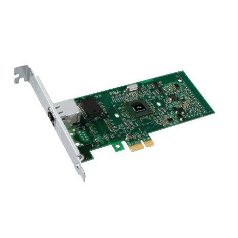 Carte réseau Intel Gigabit CT Desktop Single Port Intel Gigabit CT Desktop Single Port - EXPI9301CTBLK