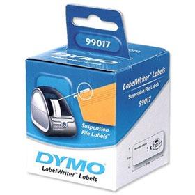 dymo 220 etiquettes pour dossier suspendu 50 x 12 mm s0722460 achat papier divers dymo. Black Bedroom Furniture Sets. Home Design Ideas