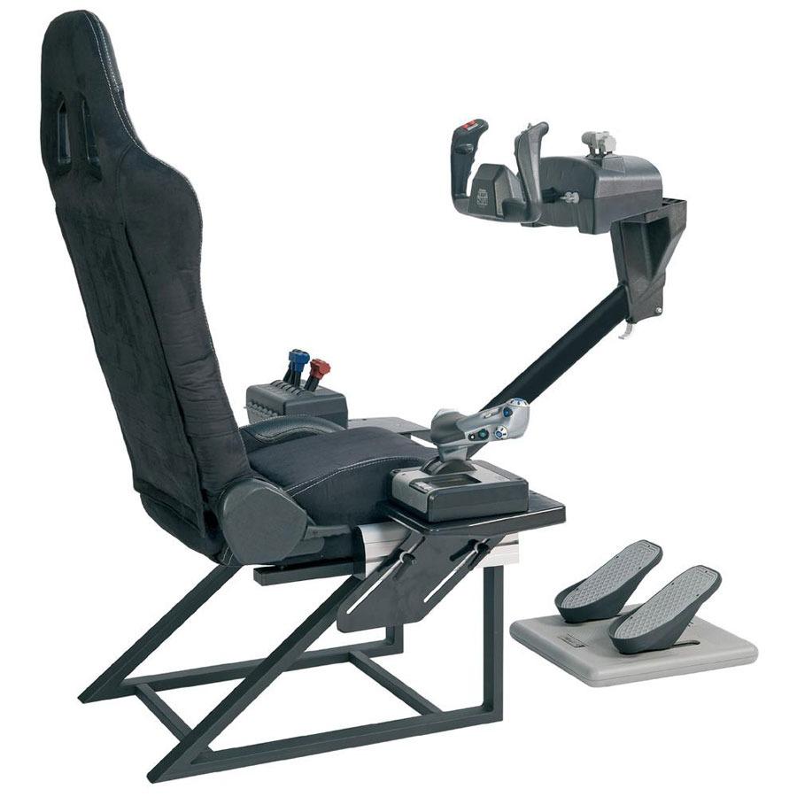 playseats flightseat joystick playseat sur. Black Bedroom Furniture Sets. Home Design Ideas