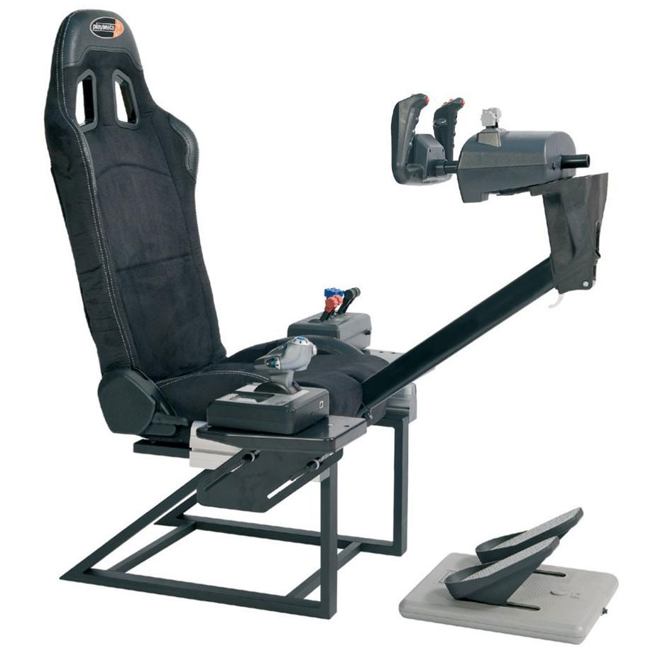 playseats flightseat joystick playseat sur. Black Bedroom Furniture Sets. Home Design Ideas