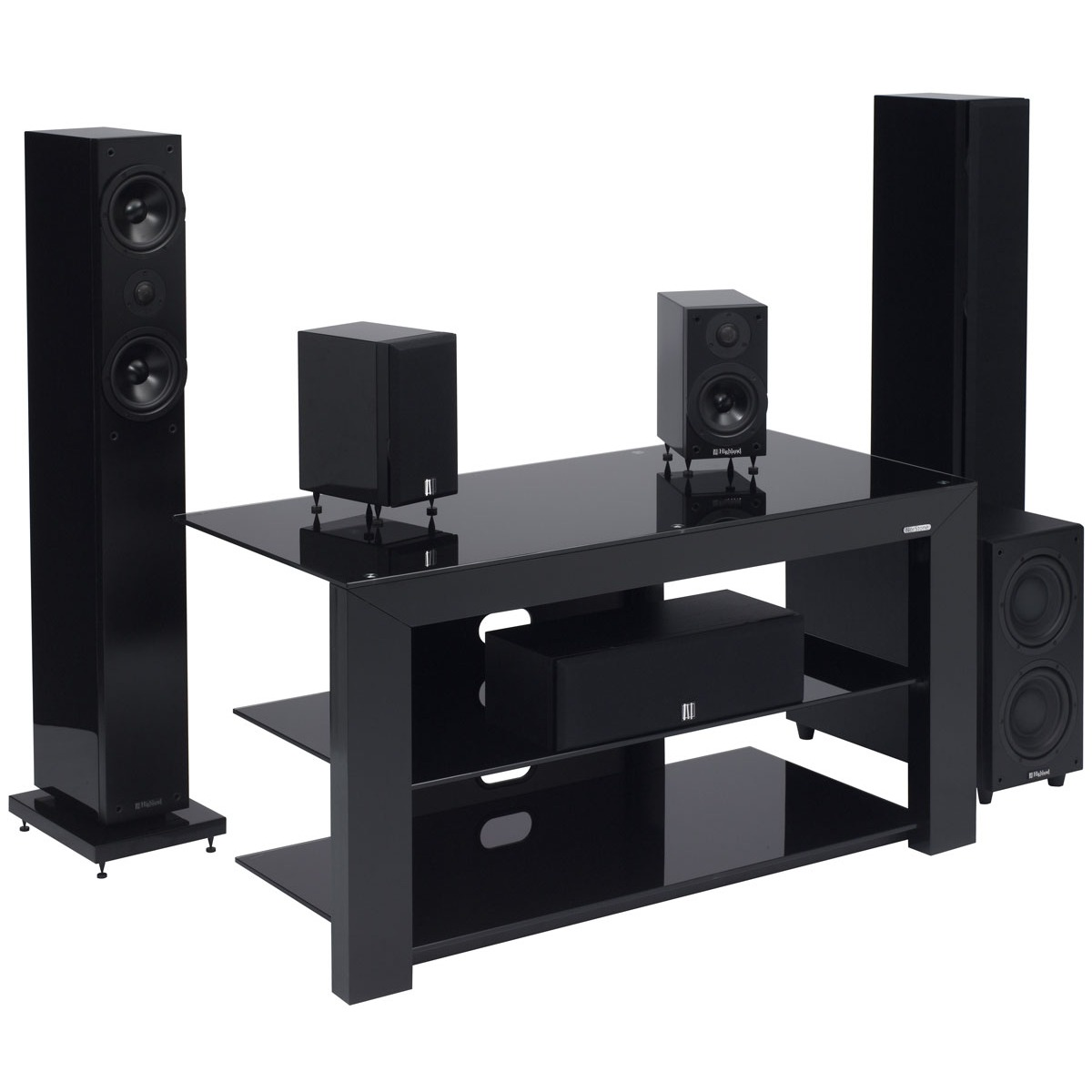 Norstone Pi Av Meuble Tv Norstone Sur Ldlc Com # Meuble Tv Audio Video