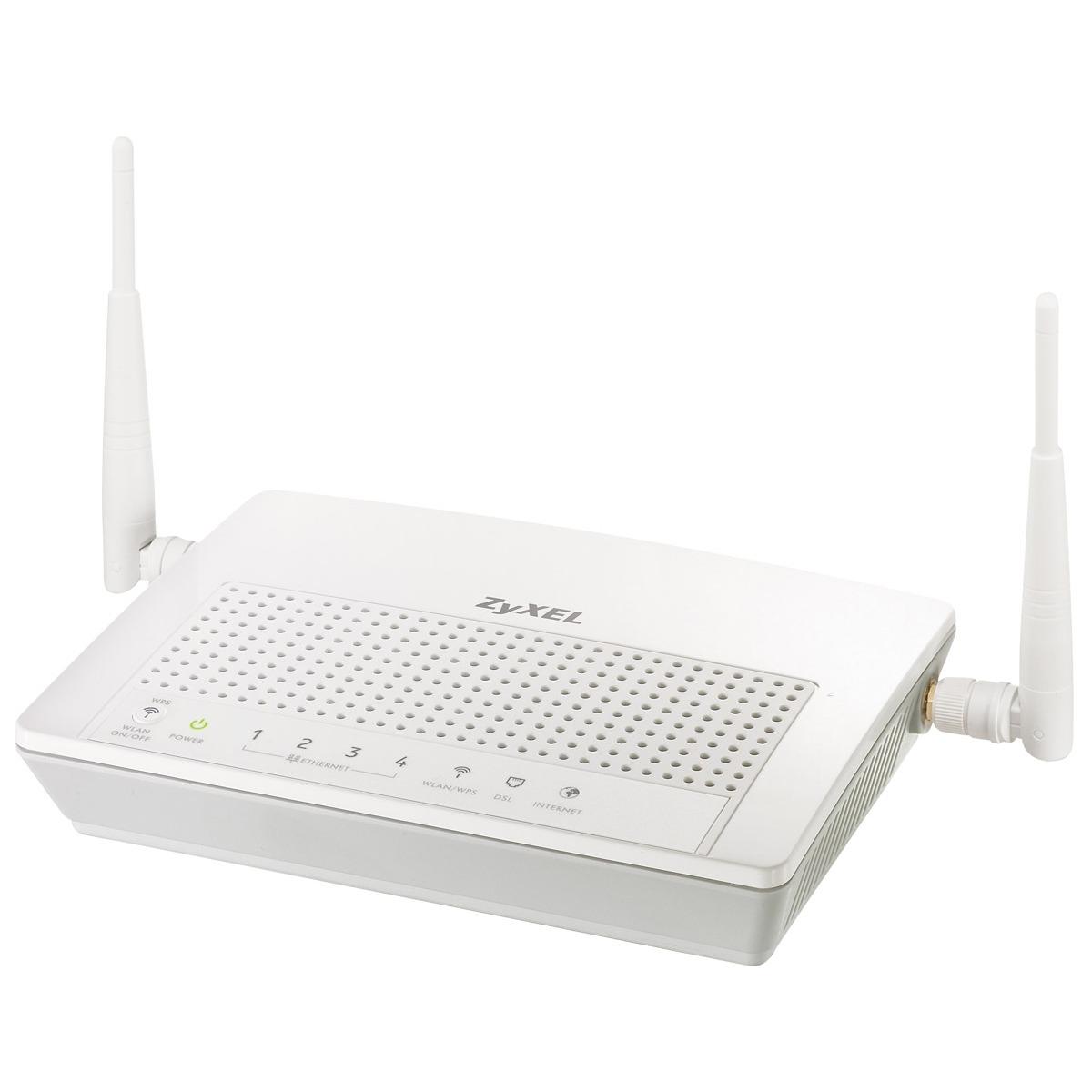 Zyxel Prestige 660hn Modem Amp Routeur Zyxel Sur Ldlc Com