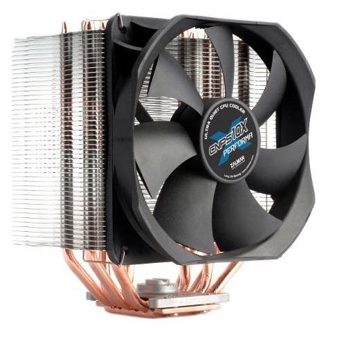 Ventilateur processeur Zalman CNPS10X Performa Ventilateur pour processeur (pour socket Intel 1150/1151/1155/1156/1366/775 & AMD AM3/AM2+/AM2/FM1)