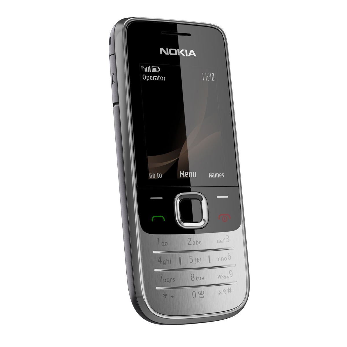 nokia 2730 classic noir mobile smartphone nokia sur. Black Bedroom Furniture Sets. Home Design Ideas