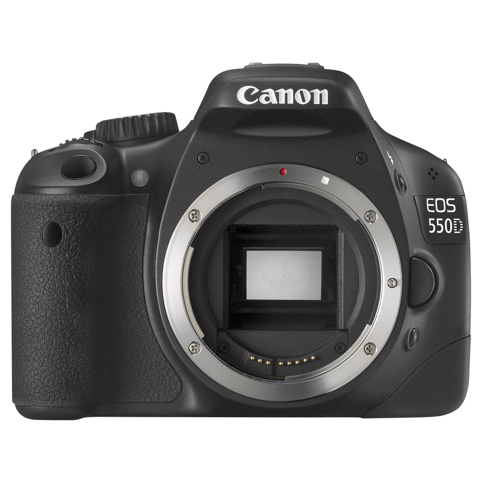 Canon eos 550d appareil photo reflex canon sur for Ecran appareil photo canon